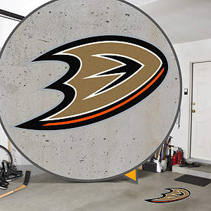 Anaheim Ducks Street Grip Outdoor Graphic